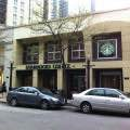 The current Starbucks at 932 North Rush Street