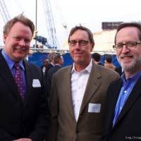 Brain Kidd, David Haymes, and George Pappageorge, of Pappageorge/Haymes