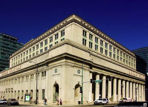 Amtrak's Plans for Chicago Good for Football, Architecture Fans