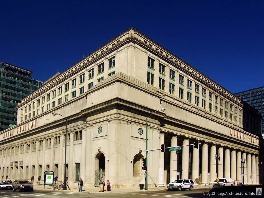 A Look at the Chicago Union Station Renovation