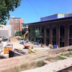Status Update: Damen Student Center