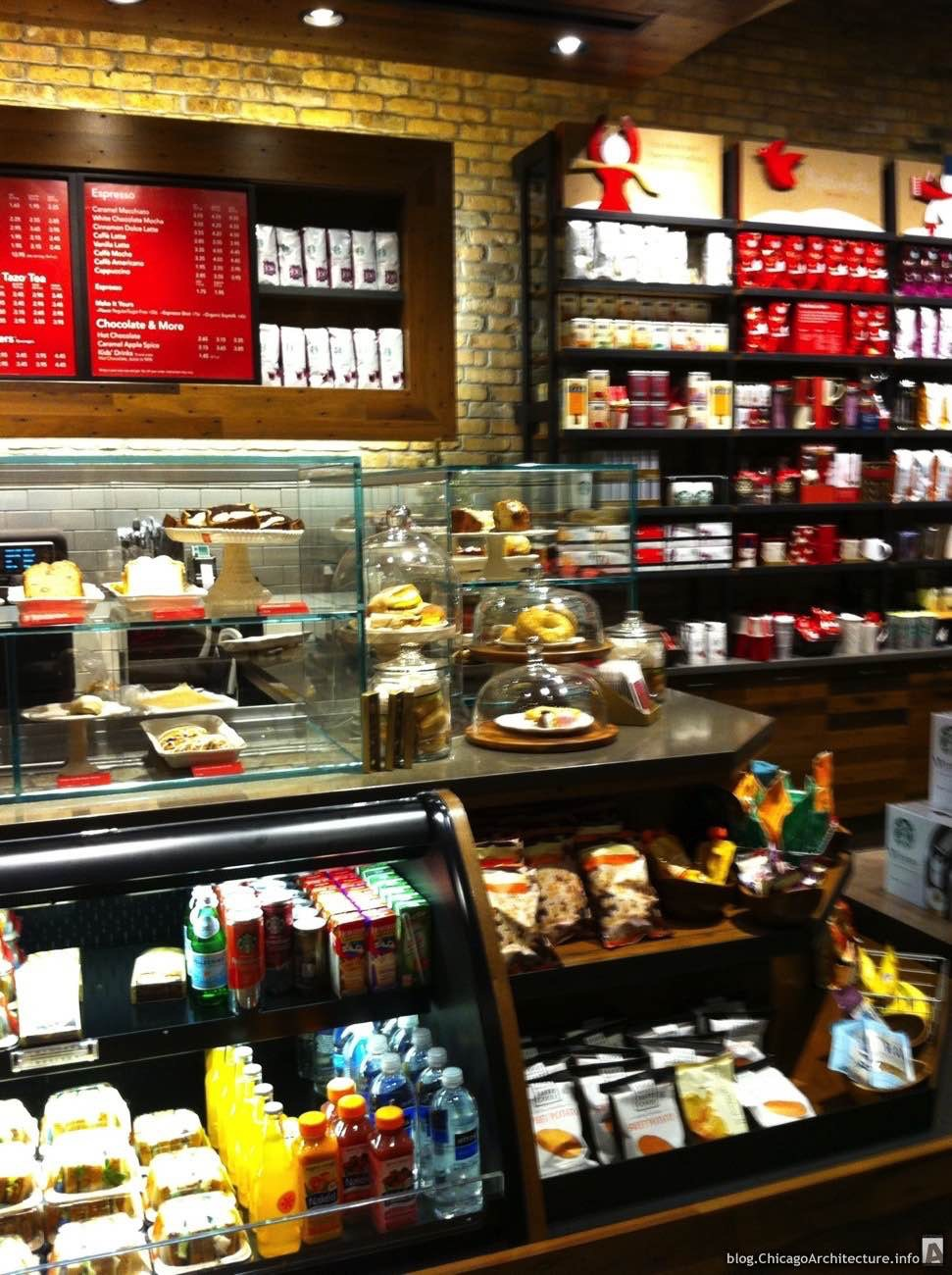 Flagship Starbucks Opened in Gold Coast Yesterday; Serves ...
