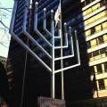Daley Plaza menorah