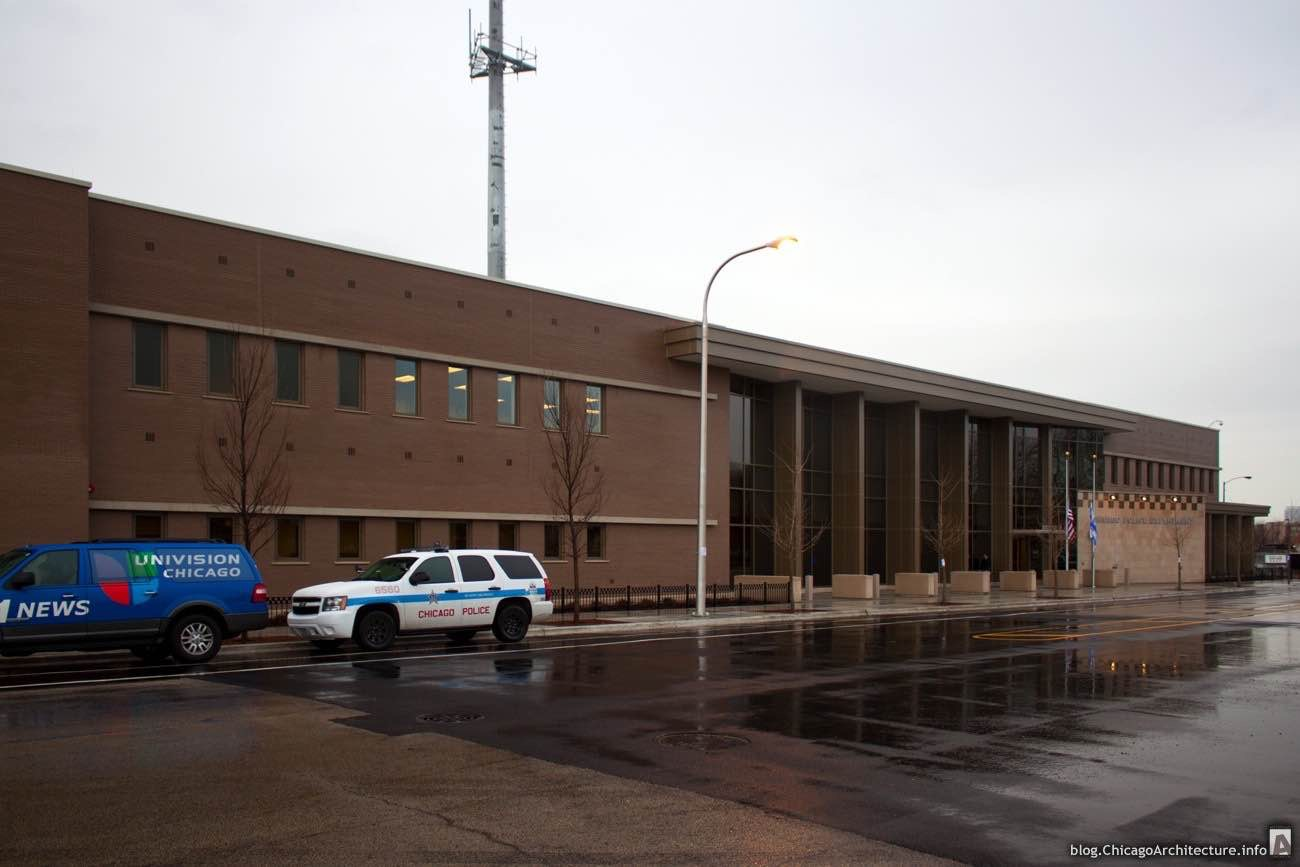 Chicago Police Department District 12 Station