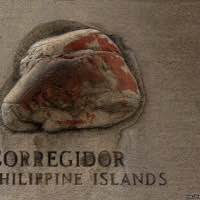 Tribune Tower rock - Corregidor - Philippines