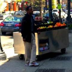 City Using Chicago's Homeless to Fight Food Deserts