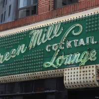 The Green Mill by day