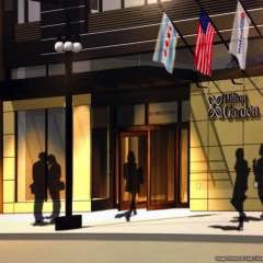 Strategy For The Loop's Newest Hotel: Keep It Simple