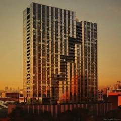 Pizzuti Officially Unveils West Van Buren Residential Tower To Decidedly Mixed Reviews