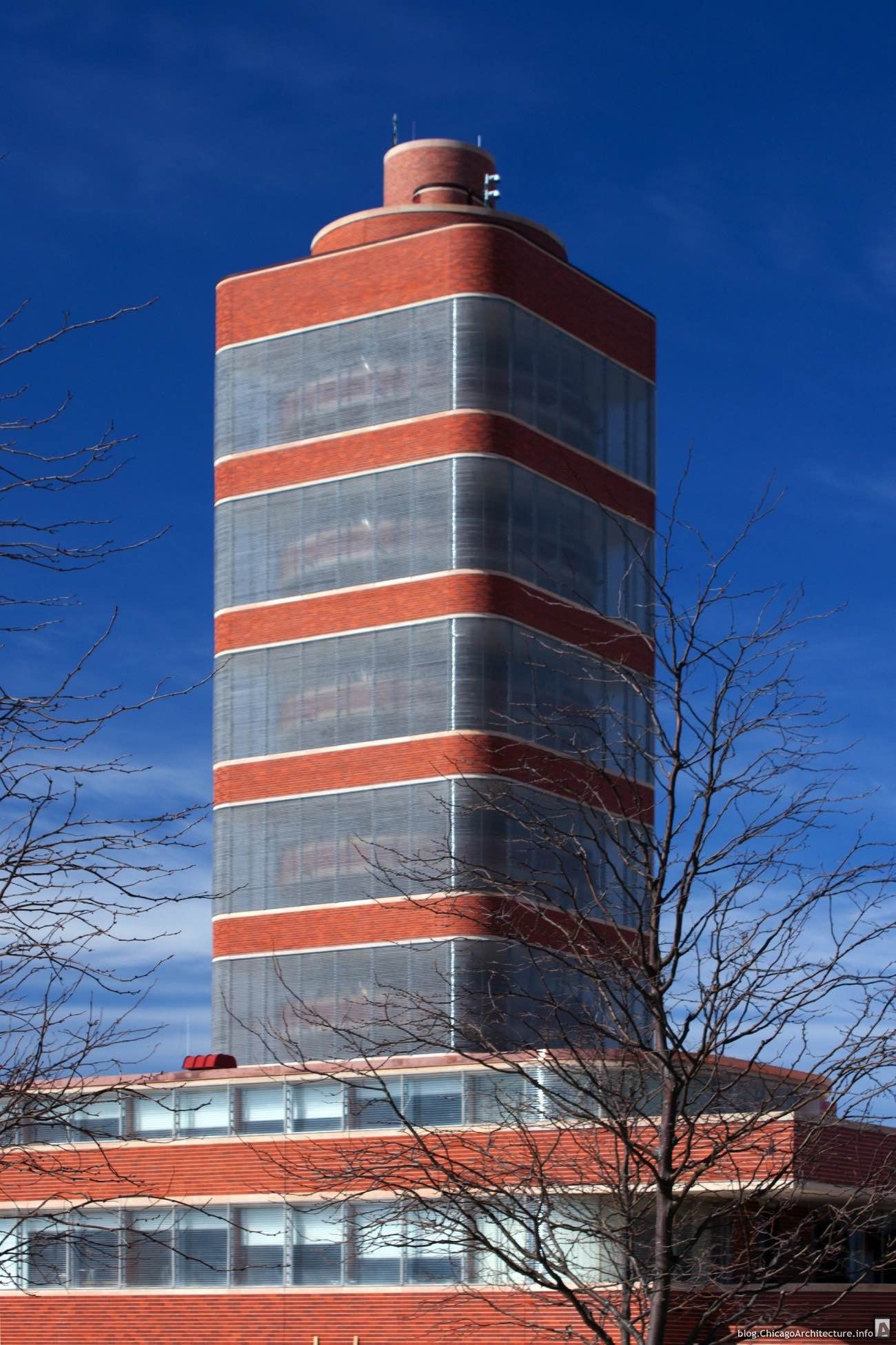 SC Johnson Research Tower