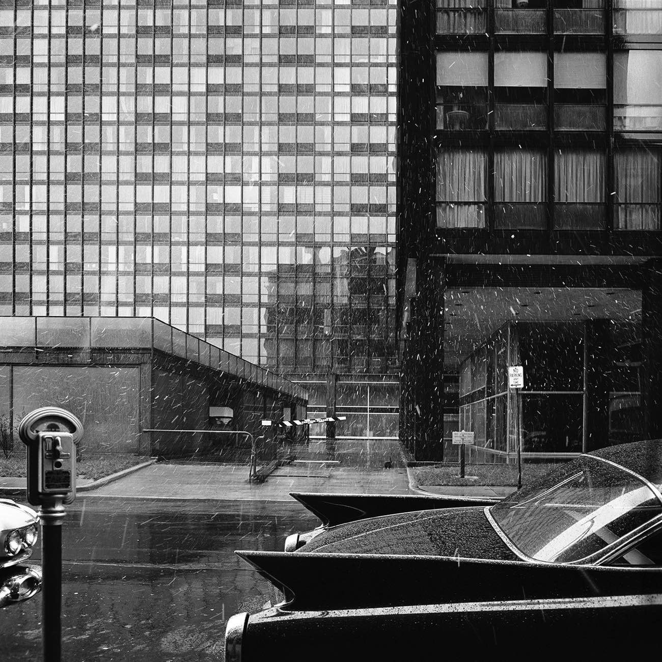 Balthazar Korab Architecture Photography Now On Display In Chicago