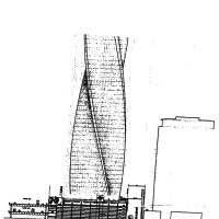 Chicago Spire 2006 diagram