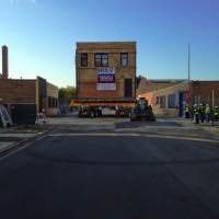 Rees coach house move