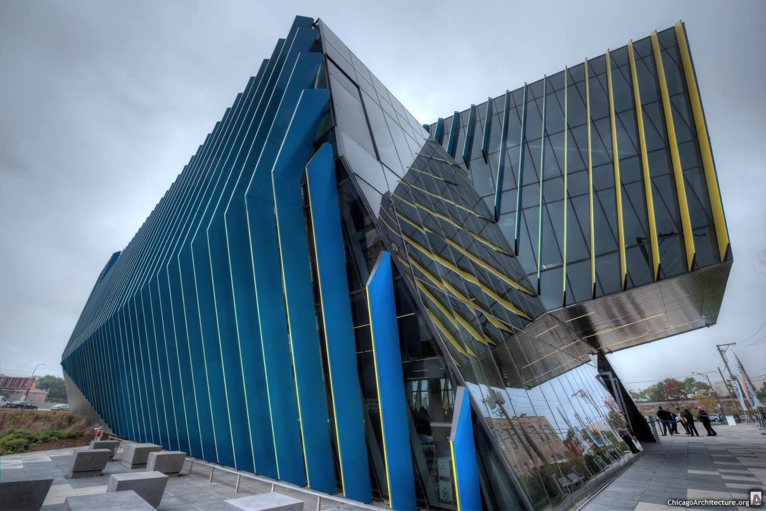 Chicago Architecture neiu's new el centro building wows at opening ceremony :: chicago