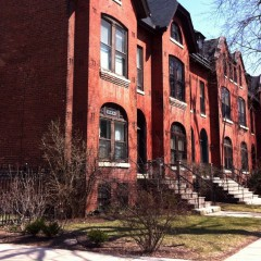 Slice of Life: The McCormick Row Houses