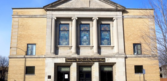 History Lesson: Saint Basil Greek Orthodox Church and Independence Boulevard Seventh-Day Adventist Church