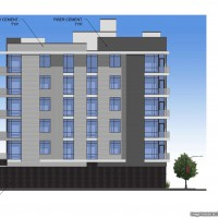 Drawing of 873 North Sedgwick