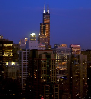 Willis Tower - Chicago, Illinois - June, 2009 - 001a