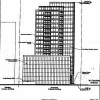 Diagram of 2950 North Sheridan