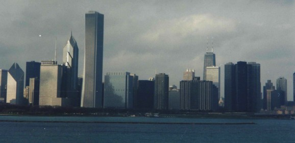 Throwback Thursday: The Skyline in 1989