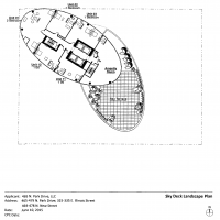 Diagram of 465 North Park Drive