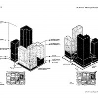 Diagram of Lakeshore East