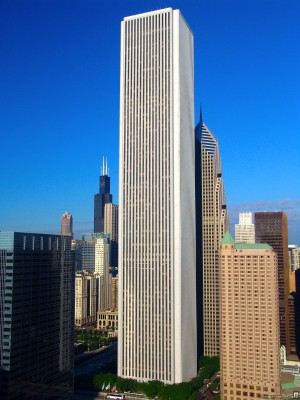 Aon Center - Chicago, Illinois - July, 2005 - 004