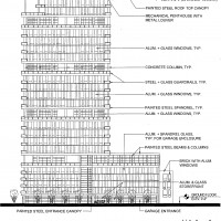 Diagram of 800 North Wells