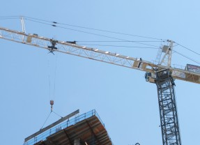 Status Update: 4 East Elm Tops Out