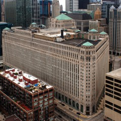 Chicago's Largest Building Getting a Makeover