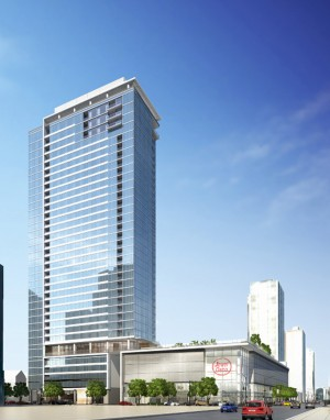 Rendering of The Sinclair (Courtesy of Fifield Companies)