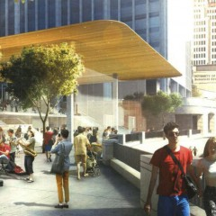 New Chicago Apple Store to Turn Dead Space Into Public Riverside Promenade