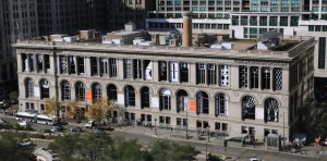 The OHC 2015 location that drew the most visitors was the Chicago Architecture Biennial.