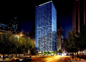 """John Buck Company About to Put the """"See"""" in Chicago's New CNA Center"""