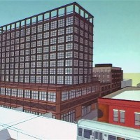 Rendering of 832 West Lake Street