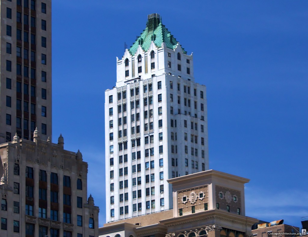 Pittsfield Building - Chicago, Illinois - May, 2009 - 001a 2
