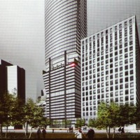 Rendering of 1000 South Michigan