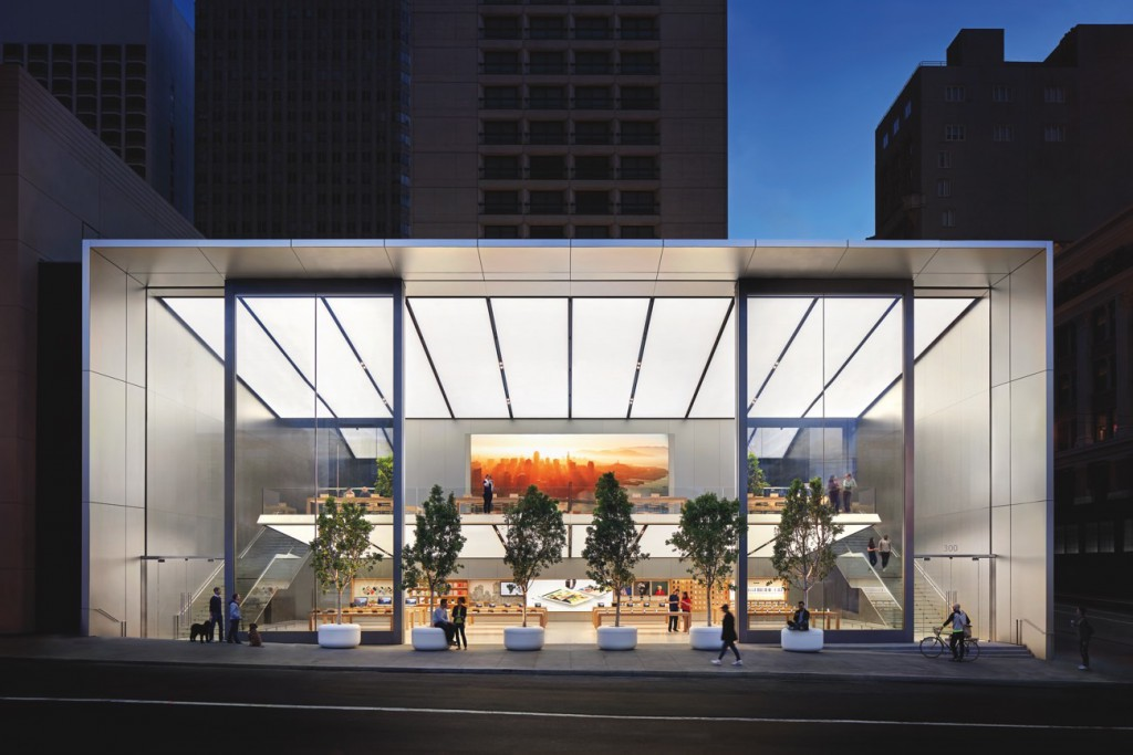 Apple Store Union Square (Courtesy of Apple)