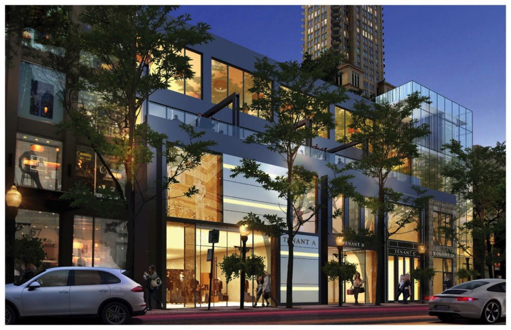 Rendering of 65 East Oak Street