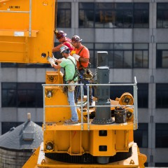 The West Loop's Newest Office Tower Gets Down and Dirty