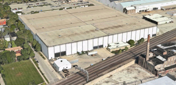 Factory Expansion Comes to a Head in Douglas Park