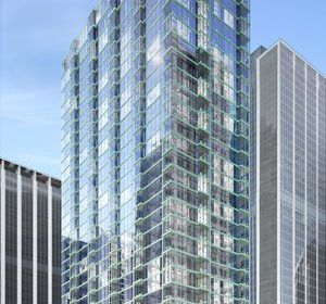 Northwest Loop's Newest Residential Tower Tops Out