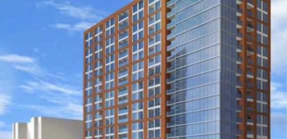 Overture High Rise Gets Smaller, Closer to Reality