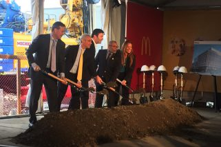 McDonald's Plants Arches in Bow Truss Country, Solidifies West Town Transformation