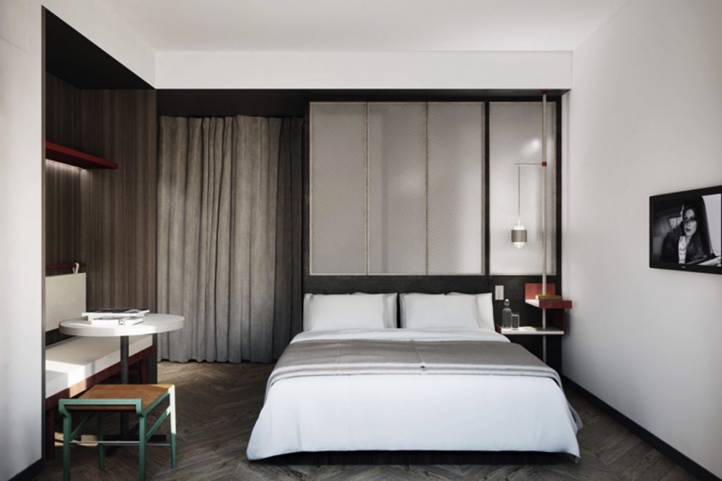 The Robey Chicago (Courtesy of Design Hotels)