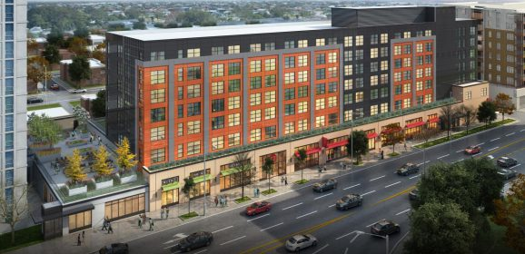 New Residential Block to Bring Target to Loyola Students