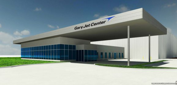Neighbor News: New FBO Terminal at GYY