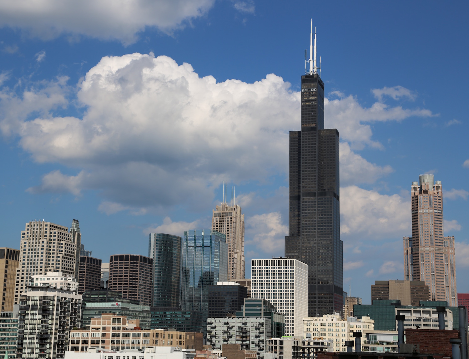 500 Million Willis Tower Rehab Will Transform Existing