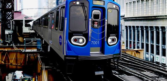 Chicagoans to Build CTA Rail Cars in Chicago for Chinese Government