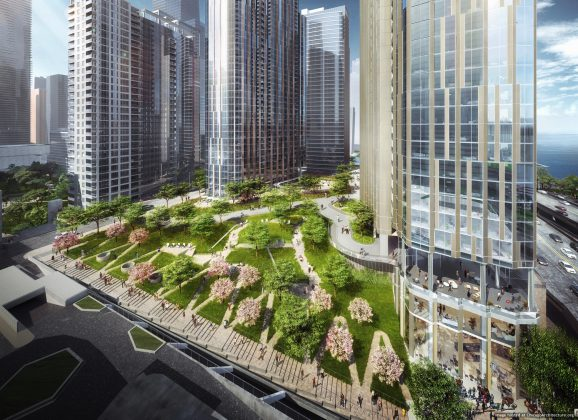 Alderman Sends Three-Tower Lakeshore East Plan Back to the Drawing Board